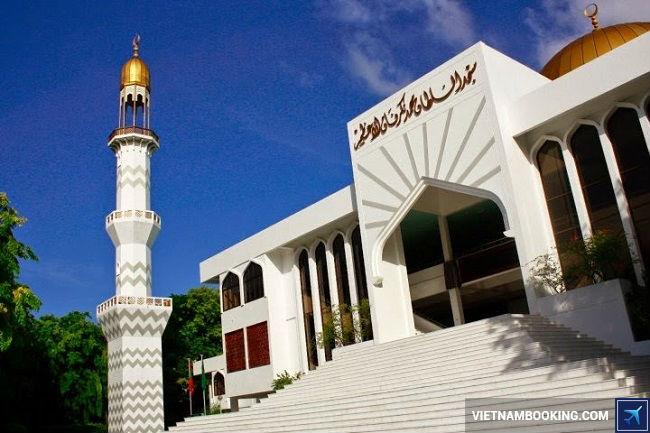 Tour du lịch giá rẻ Maldives