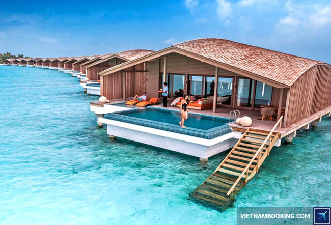 Tour du lịch Maldives giá rẻ