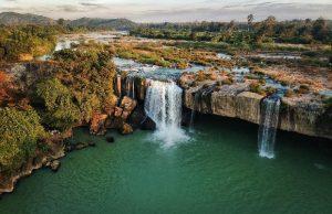Tour du lịch Buôn Ma Thuột 1 ngày | Đạp xe xuyên rừng – Trekking Thác Dray Nur – Rafting