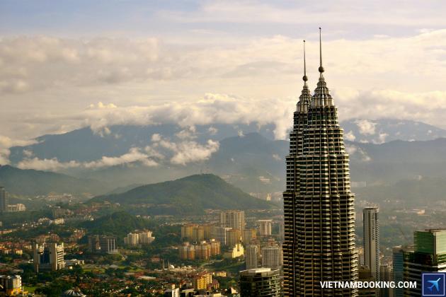 lịch trình tour du lịch singapore malaysia 6 ngày 5 đêm