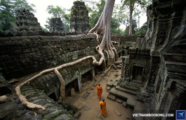 Tour du lịch Campuchia giá rẻ nhất