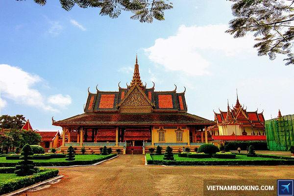 Đặt tour du lịch Campuchia giá rẻ nhất