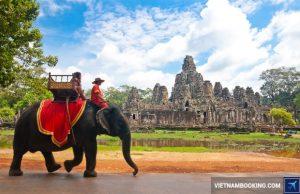 Tour du lịch Campuchia 4N3Đ : Siem Riep – Phnom Penh