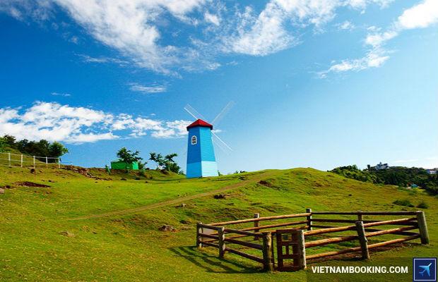 Đặt tour du lịch Đài Loan 4n3đ giá ưu đãi