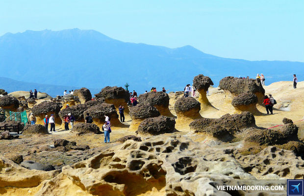 Mua tour du lịch Đài Loan 4n3đ giá rẻ nhất