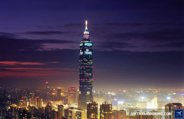 Đặt tour giá rẻ du lịch Đài Loan 4n3đ