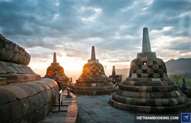 tour du lịch indonesia bali yogyakarta 5n4đ giá rẻ