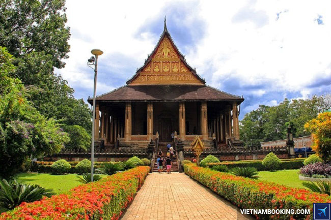 Tour du lịch giá rẻ đi Lào