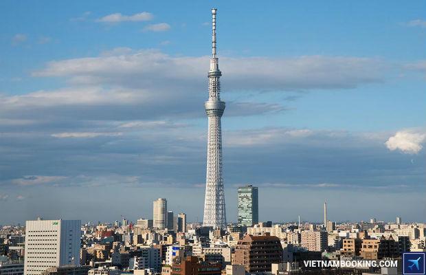 Đặt tour du lịch Nhật Bản 4n3đ giá tốt