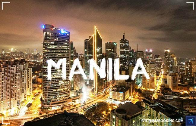 Tour du lịch giá rẻ đi Philippines