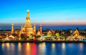 Tour Thái Lan 5N4Đ : Bangkok – Đảo Coral – Baiyoke Sky
