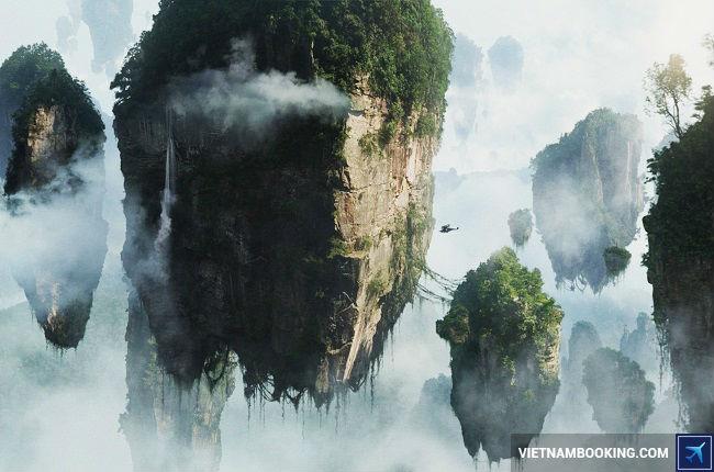 Bán tour du lịch Trung Quốc