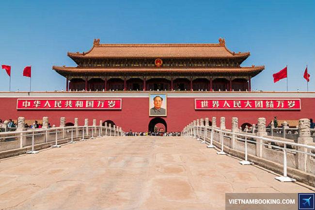 Mua tour du lịch Trung Quốc giá rẻ