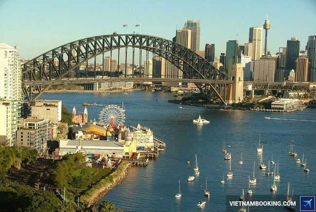 Tour du lịch Úc rẻ nhất