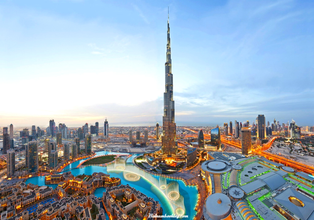 Tour du lịch Abu Dhabi – Dubai 2019 giá hấp dẫn
