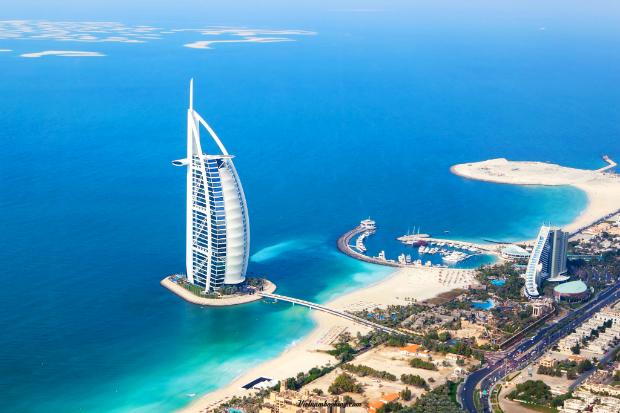 tour du lịch Dubai 2019