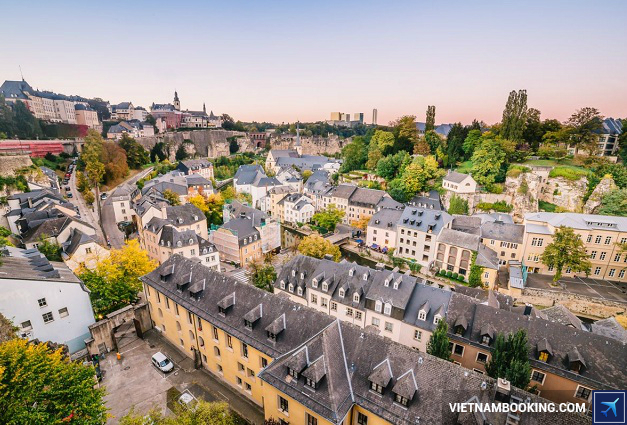 visa di Luxembourg