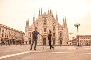 Đặt vé máy bay đi Milan giá rẻ | Chỉ từ 275USD