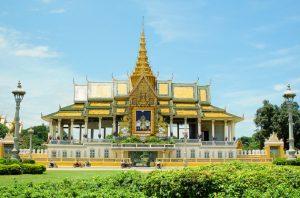 Vé máy bay đi Campuchia giá rẻ