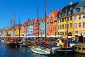 Đặt vé máy bay đi Đan Mạch giá rẻ