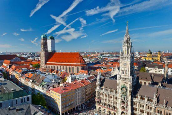 Vé máy bay đi Đức giá rẻ