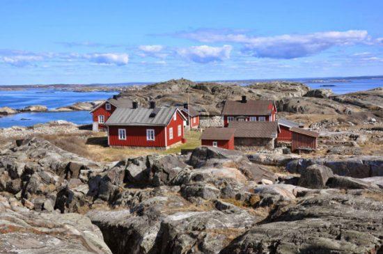 vé máy bay giá rẻ đi Thụy Điển