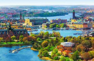 Vé máy bay đi Thụy Điển giá rẻ