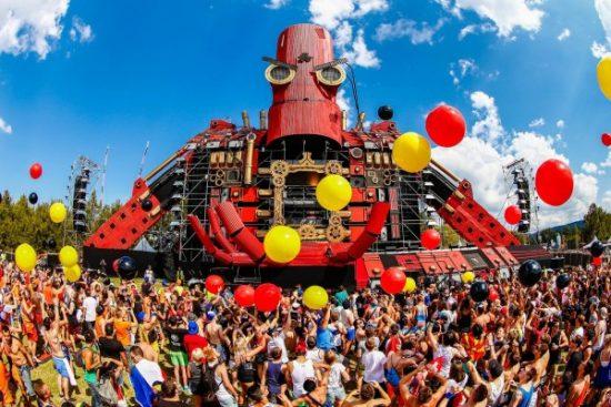 Lễ hội tại Úc rất đông người tham dự