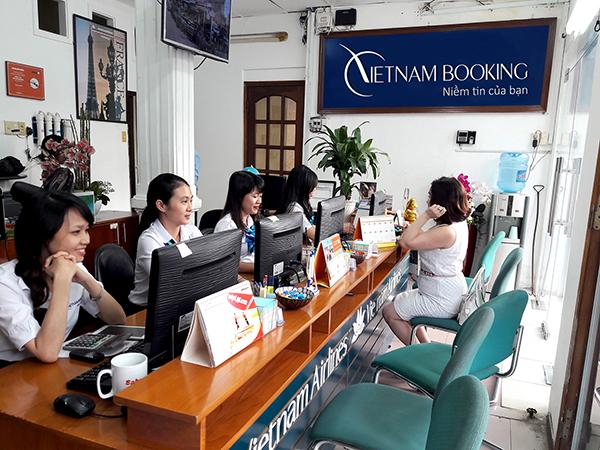 Nên đặt vé tại Vietnam Booking, vì sao?