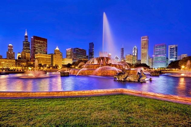Du lịch chicago giá tốt