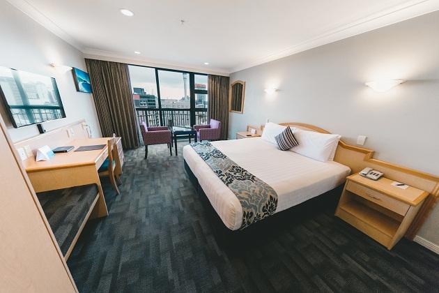 Đặt phòng khách sạn ở Auckland