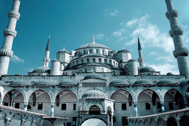 Du lịch Istanbul cho dịp lễ 30/4