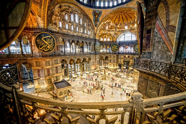 Du lịch cho dịp lễ 30/04 Istanbul
