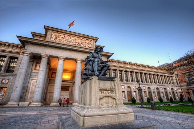 Du lịch Madrid đi đâu làm gì