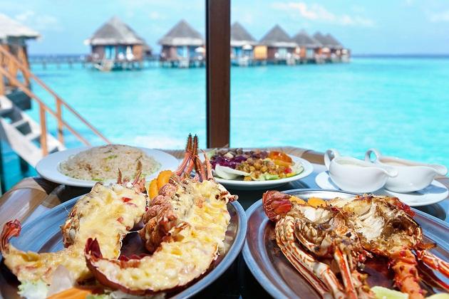 Du lịch Ẩm thực ở Maldives