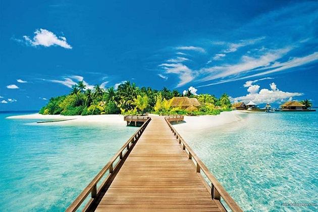 Du lịch Maldives cuối tuần