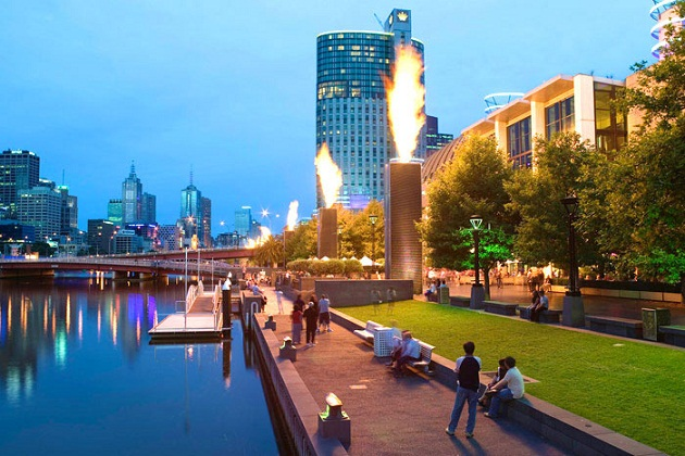 Du lịch Melbourne nên ở đâu