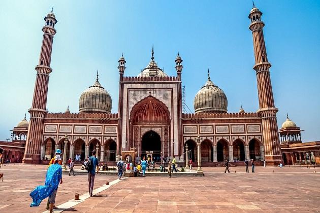 Du lịch tại Ấn Độ