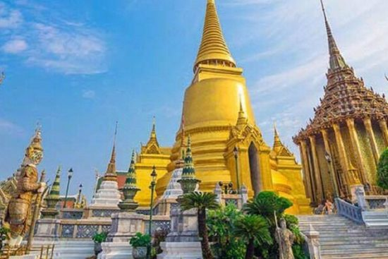 Vé máy bay hà nội bangkok mới nhất