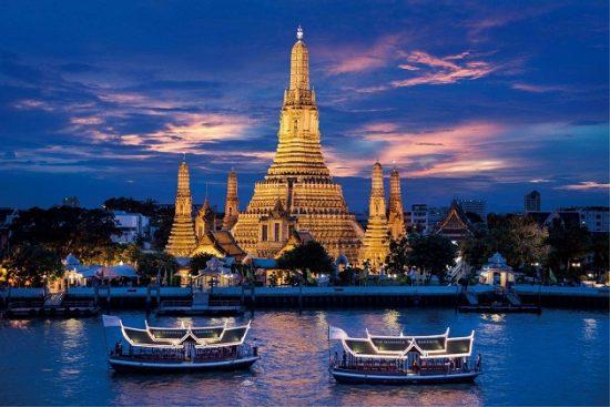 Du lịch hấp dẫn nhất Bangkok