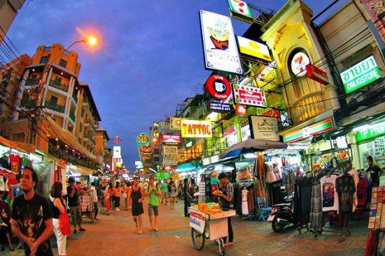 Du lịch Bangkok đi đâu bây giờ
