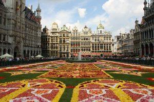 Cẩm nang khám phá nước Bỉ – trái tim châu Âu