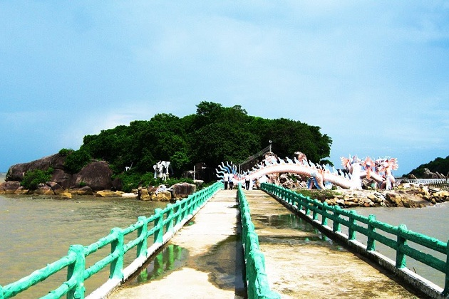 Du lịch biển CÀ Mau