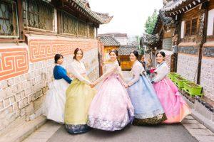 Du lịch Hàn Quốc giá rẻ 5 ngày 4 đêm – Chiêm ngưỡng vẻ đẹp mùa hè ở Seoul – Nami – Everland
