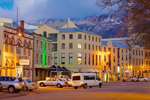 Du lịch Hobart
