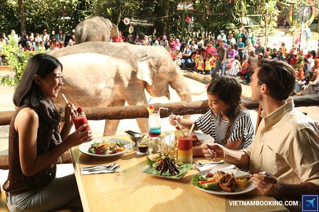 du lịch indonesia 4n3d giá tốt nhất