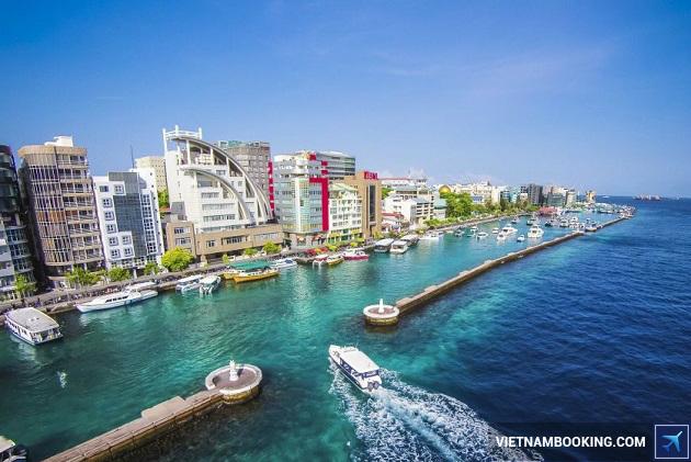 đi tour du lịch maldives 4n3d