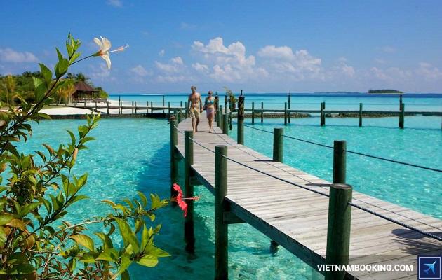 đi du lịch maldives 4n3d