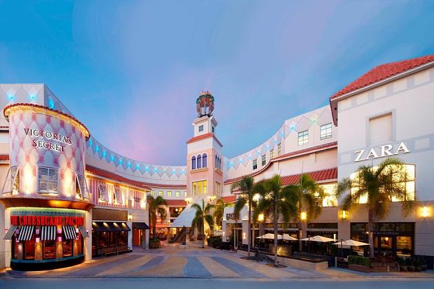Du lịch mua sắm tại Miami