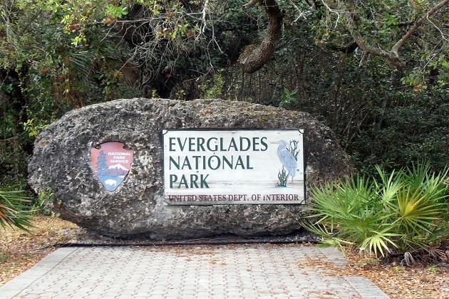 Công viên quốc gia ở Miami